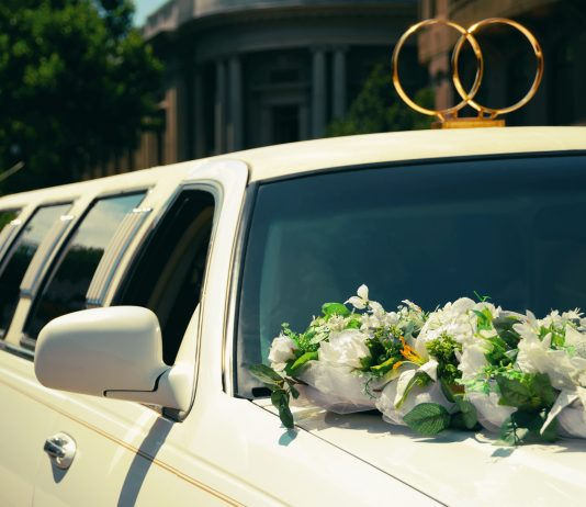 limousine trouwvervoer