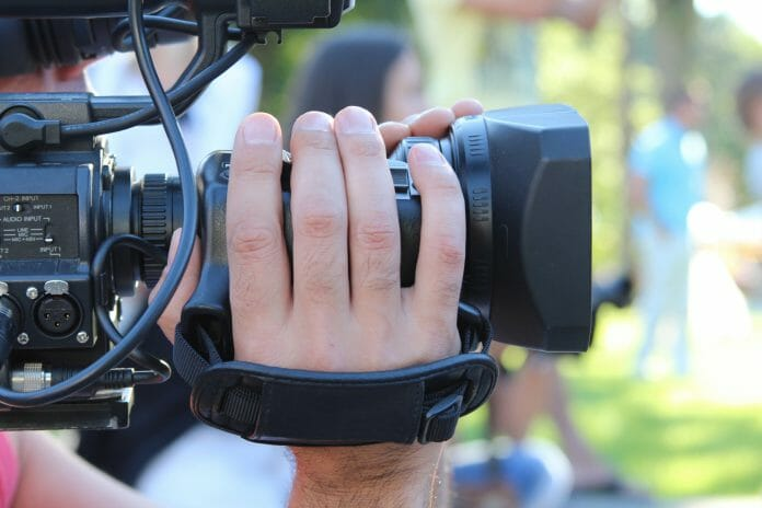 videograaf inhuren