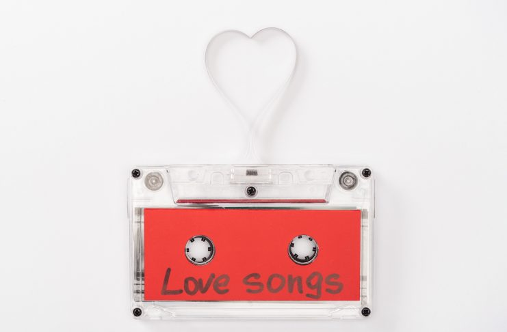 romantisch liedje