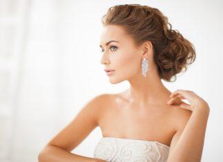 oorbellen bruid