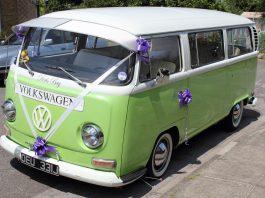 trouwvervoer bus