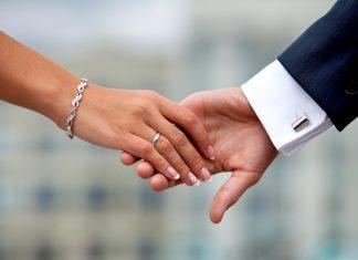 hand in hand trouwen