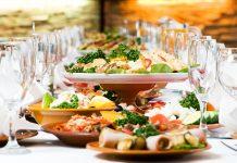 catering huwelijksdiner