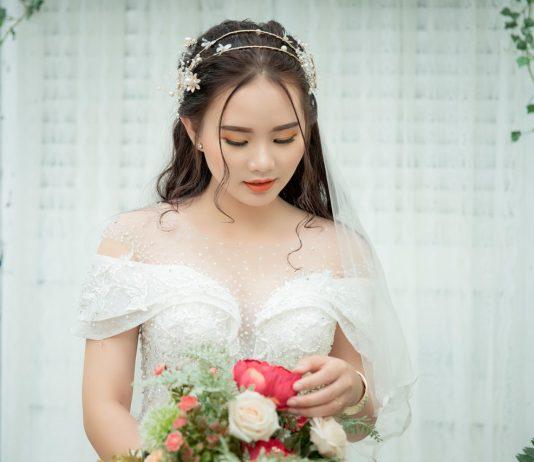 natural look bruid