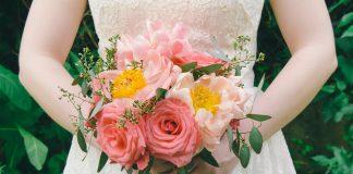 alternatief bruidsboeket