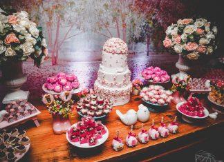 diverse bruidstaarten