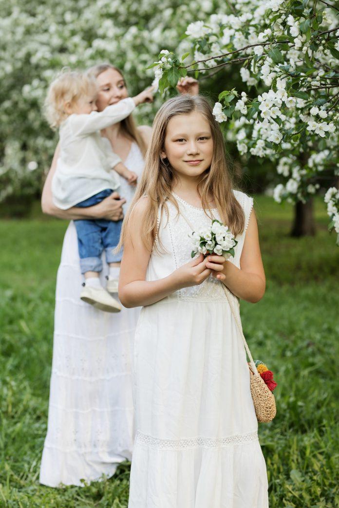 bruidskinderen bloemen