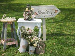 unieke bruiloft
